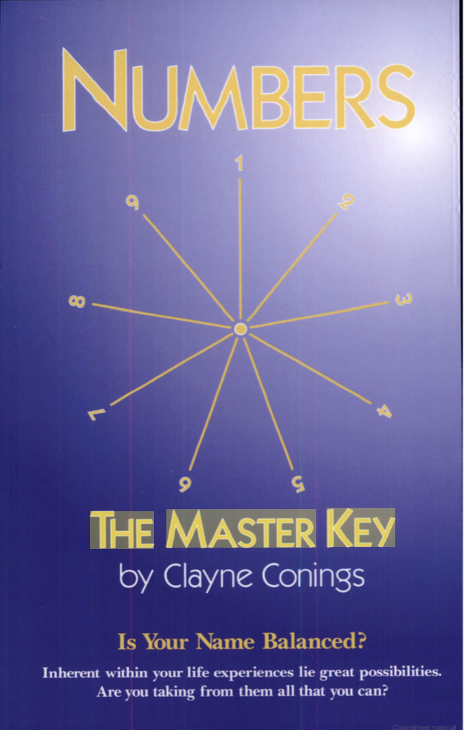 Numbers: The Master Key